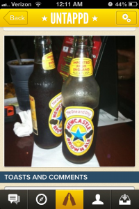 Beer Review - Newcastle Brown Ale